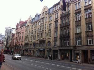 palazzi austeri