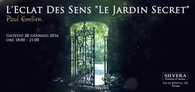 Silvera_Le Jardin Secret_Invito