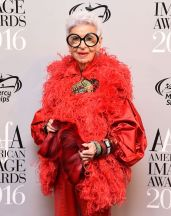 NEW YORK, NY - MAY 24: Iris Apfel attends the American Apparel & Footwear Association's 38th Annual American Image Awards 2016 on May 24, 2016 in New York City. (Photo by Ilya S. Savenok/Getty Images for American Apparel & Footwear Association (AAFA))