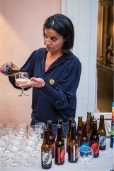 Birre artigianali in degusazione