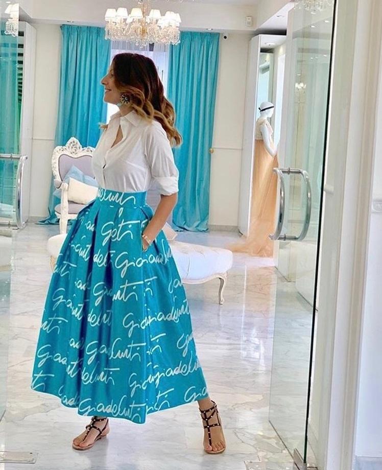 l'atteggiamento migliore 64fd0 56c0a Skirtname la nuova gonna di Giada Curti – E.S. Immagine Blog